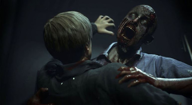 Download Resident Evil 2 PS4 ISO Free Full Version