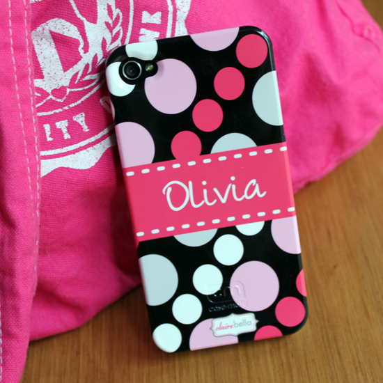 Personalized Clairebella Phone Case