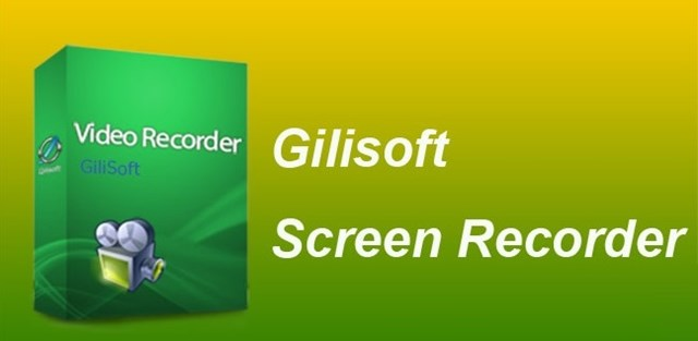 Gilisoft Screen Recorde