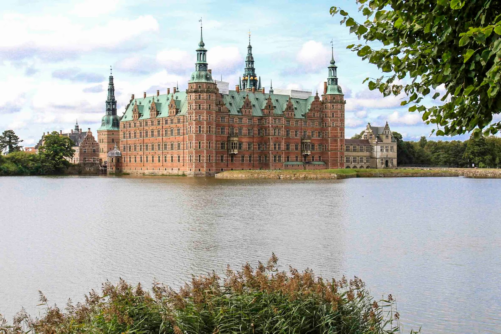 The museum of national history at frederiksborg castle copenhagen -  We Took A Regional Train To Hillerod About 40 Miles North Of Copenhagen To Visit Frederiksborg Castle Which Now Houses The Museum Of National History