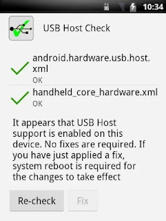 USB Cable OTG Support