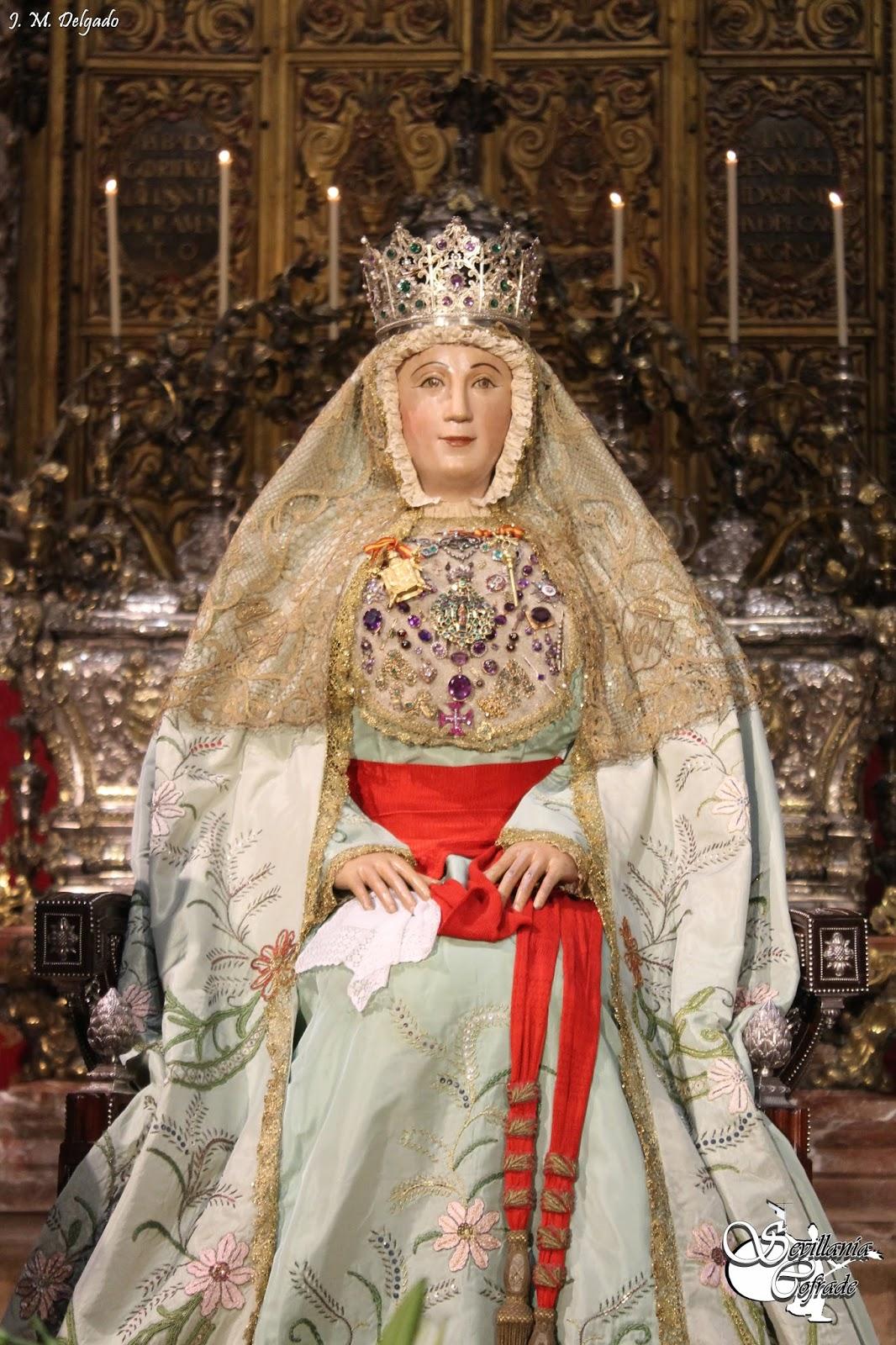 Comienza la novena en honor a la virgen de los reyes for Mudanzas virgen de los reyes