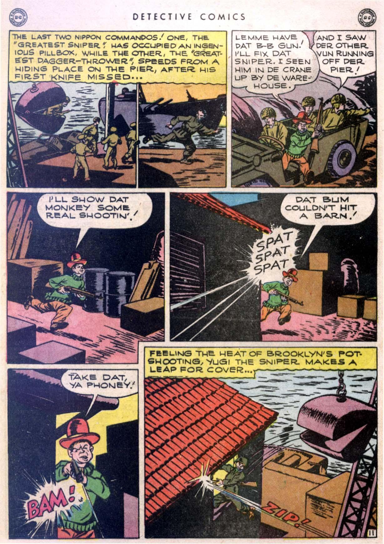 Read online Detective Comics (1937) comic -  Issue #106 - 48