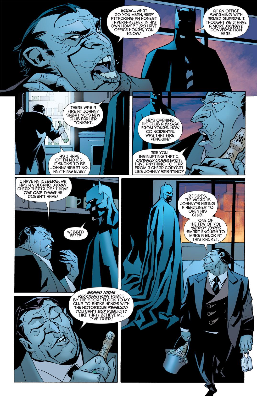 Detective Comics (1937) 843 Page 4