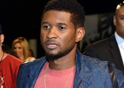 Usher-Torn Up-Over-Stepson-Accident-Family-Friend-Could-Be-To-Blame