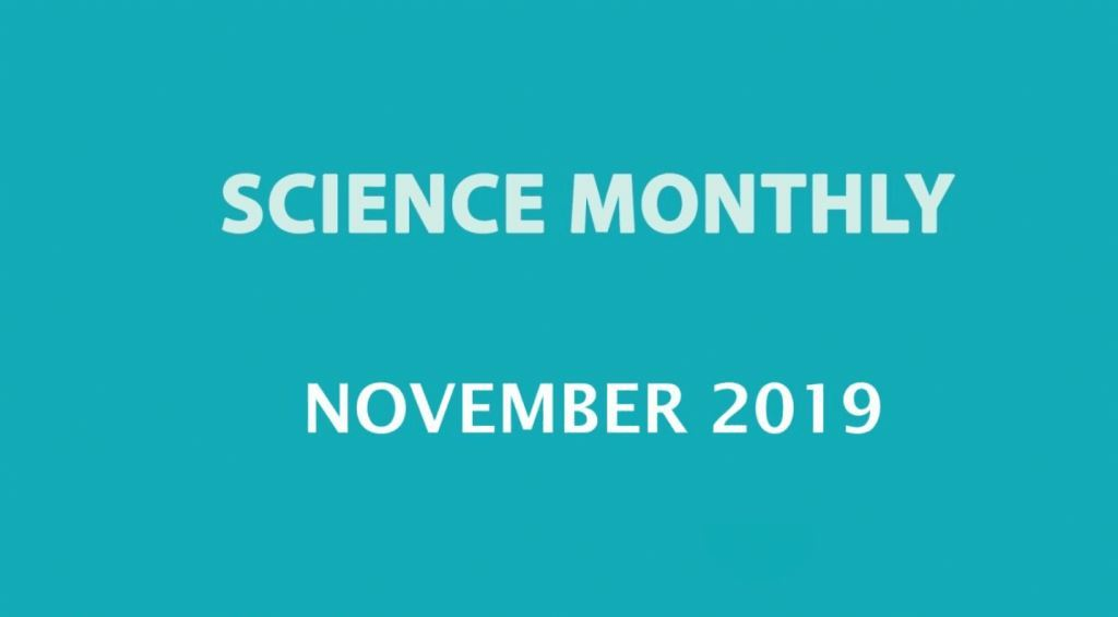 Science Monthly November 2019 Download PDF