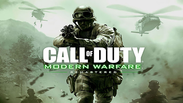 Baixar Call of Duty Modern Warfare Remastered (PC) 2016 + Crack