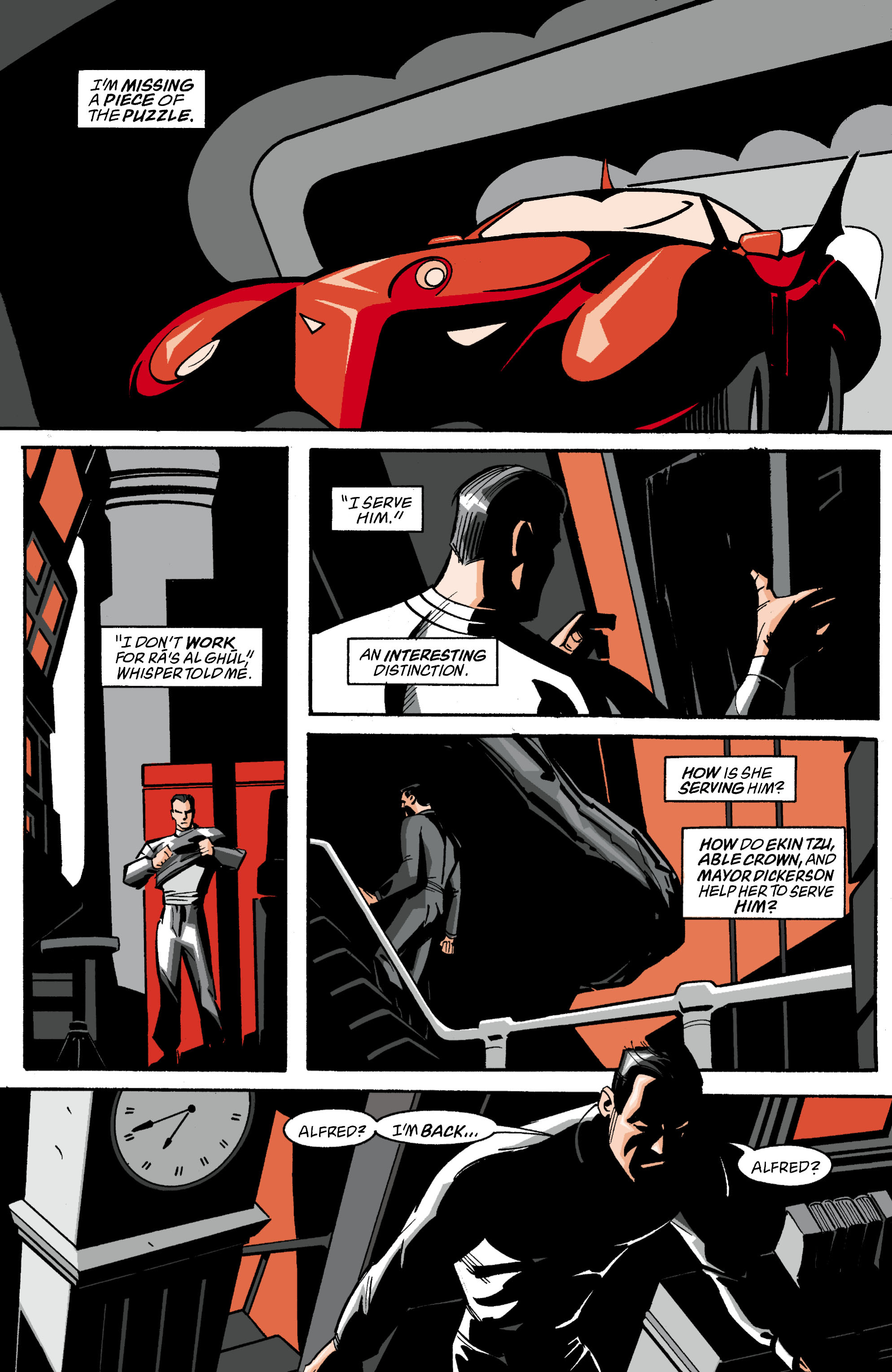 Detective Comics (1937) 745 Page 3