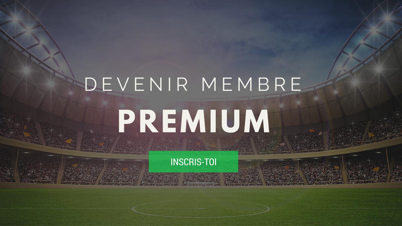 Membre premium : xpronostic