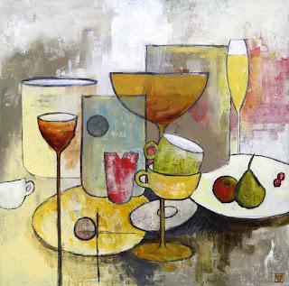 Cuadros modernos pinturas y dibujos super bodegones - Cuadros minimalistas para comedor ...