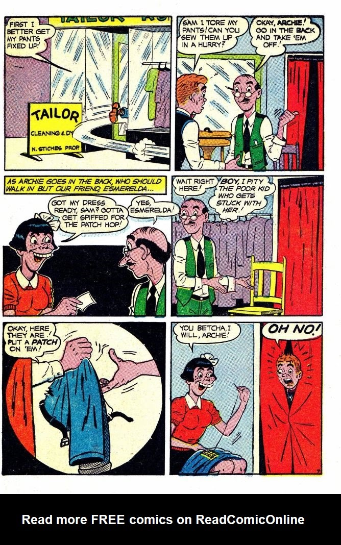 Archie Comics issue 026 - Page 8