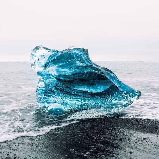 17 Real Places That Are Probably Portals To The Wizarding World - Jökulsárlón - Glacier Lagoon in Iceland