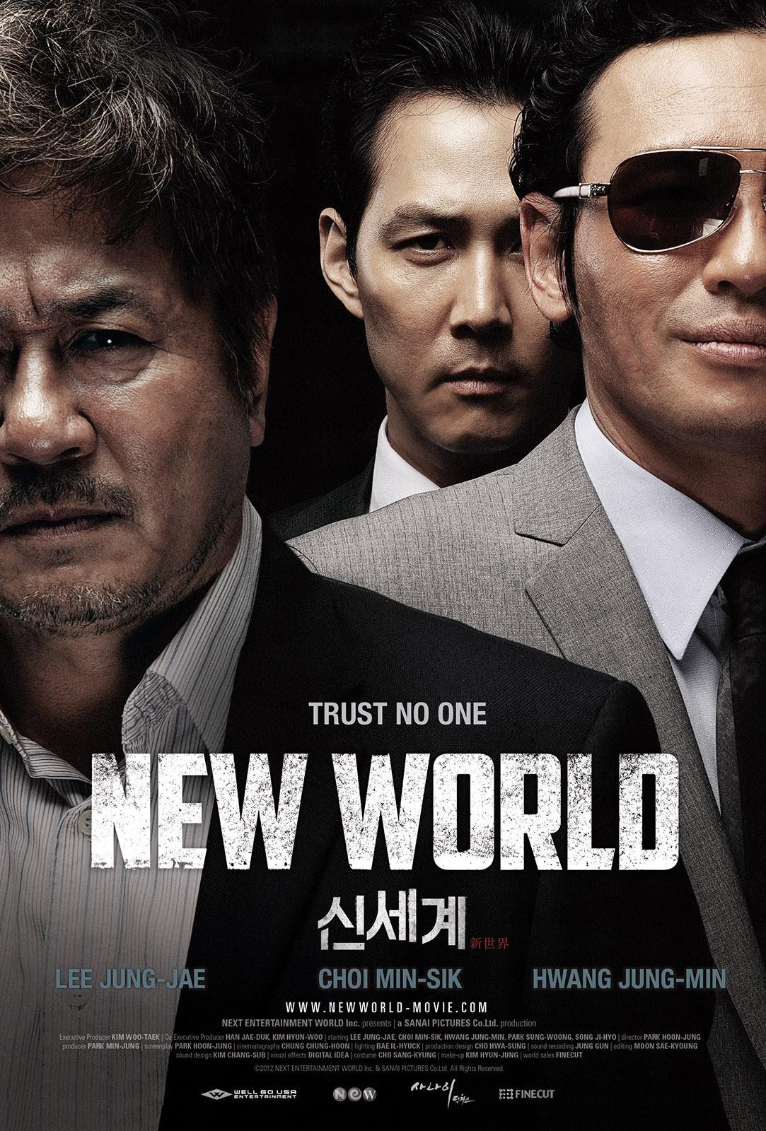 New World (2013) ปฏิวัติโค่นมาเฟีย (ซับไทย)