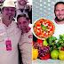 Un chef italiano logró bajar 51 kilos comiendo pizza