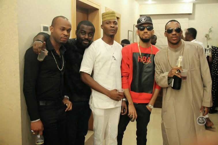 WELCOME TO SUNNYGIST: Photos: Phyno, Olamide, Juliet Ibrahim