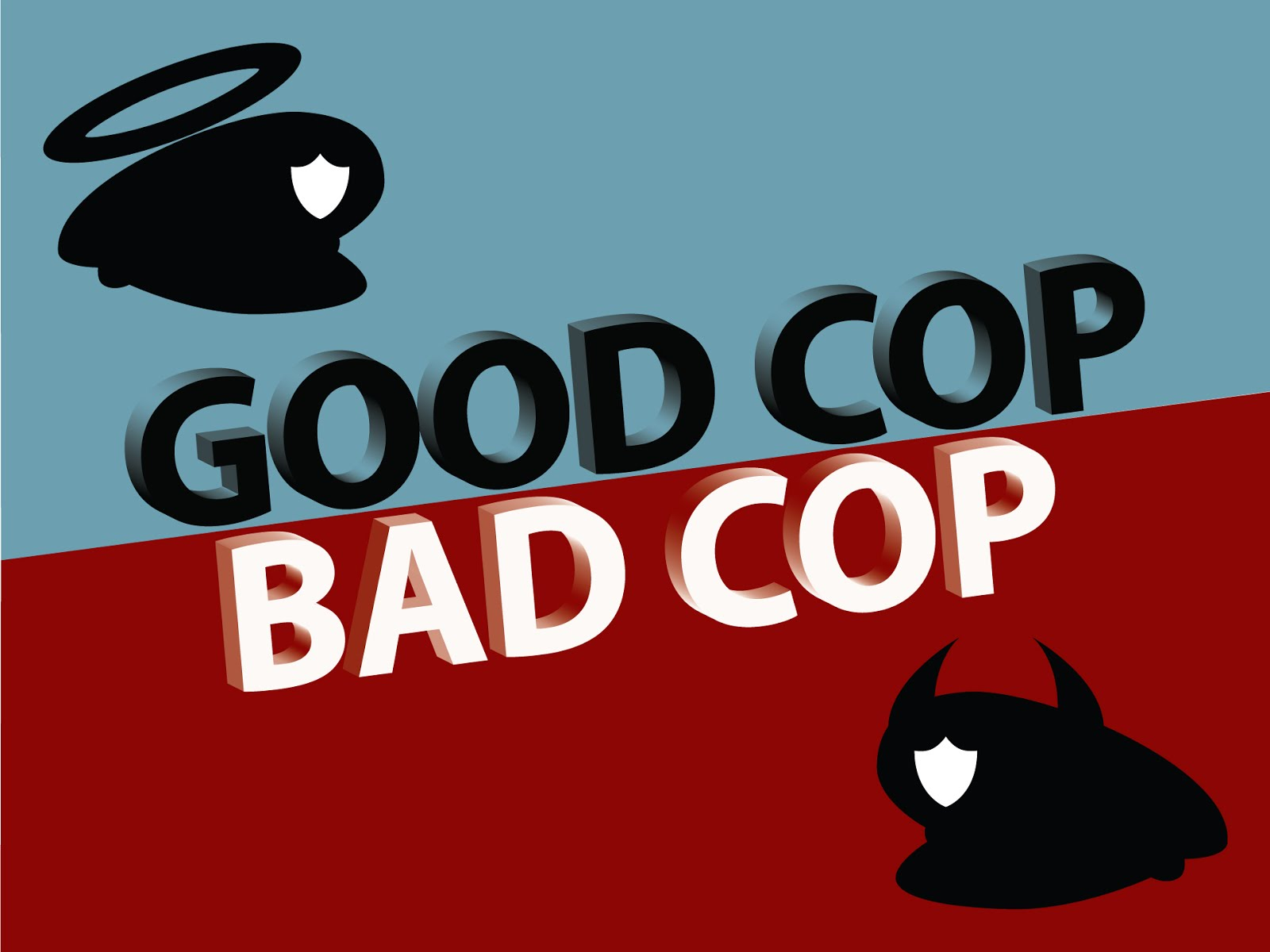 good cop bad cop Bad cop is the secondary antagonist-turned-supporting-protagonist of the 2014 lego crossover film, the lego movie he is an evil cop that.