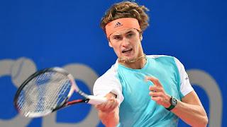 Mahut upsets Zverev Open 13 tennis