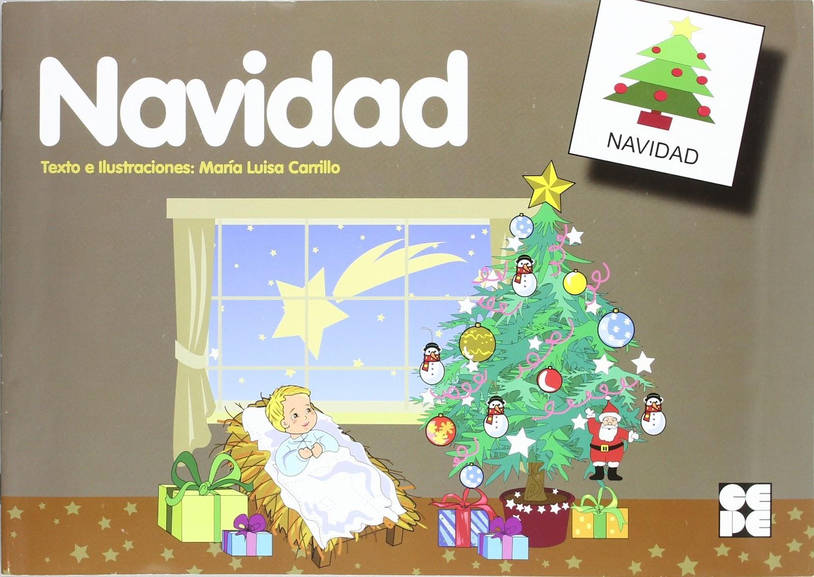 98432a27509c Libro sobre la tradición navideña adaptado para niñ s con necesidades  especiales y pre-lectores.