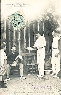 pelote basque autrefois