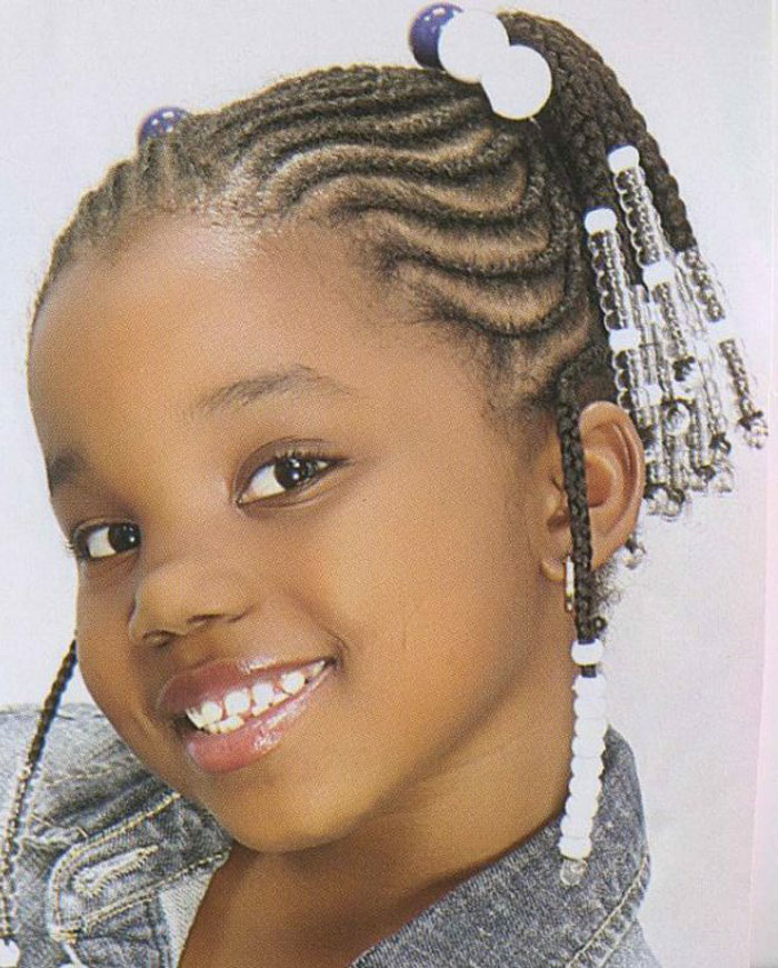 Phenomenal Cute Black Little Girl Hairstyles Trends Hairstyle Hairstyles For Women Draintrainus