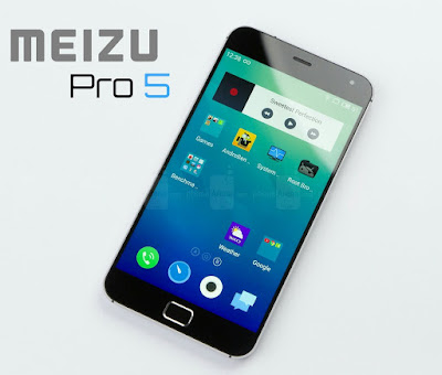 "Meizu PRO 5 Specifications - LAUNCH Announced 2015, September DISPLAY Type AMOLED capacitive touchscreen, 16M colors Size 5.7 inches (~73.3% screen-to-body ratio) Resolution 1080 x 1920 pixels (~386 ppi pixel density) Multitouch Yes Protection Corning Gorilla Glass 3 BODY Dimensions 156.7 x 78 x 7.5 mm (6.17 x 3.07 x 0.30 in) Weight 168 g (5.93 oz) SIM Dual SIM (Nano-SIM, dual stand-by) PLATFORM OS Android OS, v5.1 (Lollipop) CPU Quad-core 1.5 GHz Cortex-A53 & Quad-core 2.1 GHz Cortex-A57 Chipset Exynos 7420 Octa GPU Mali-T760MP8 MEMORY Card slot Card slot microSD, up to 128 GB (uses SIM 2 slot) Internal 32 GB, 3 GB RAM 64 GB, 4 GB RAM CAMERA Primary 21 MP, f/2.2, 31mm, phase detection & laser autofocus, dual-LED (dual tone) flash, Secondary 5 MP, f/2.0, 27mm, 1080p@30fps Features 1/2.4"" sensor size, 1.12 µm pixel size, geo-tagging, touch focus, face detection, HDR, panorama Video 2160p@30fps NETWORK Technology GSM / HSPA / LTE 2G bands GSM 850 / 900 / 1800 / 1900 - SIM 1 & SIM 2 3G bands HSDPA 850 / 900 / 1900 / 2100 - M576 model  TD-SCDMA 1880 / 2010 - M576 model 4G bands LTE band 1(2100), 3(1800), 7(2600), 38(2600), 39(1900), 40(2300), 41(2500) - M576 model Speed HSPA, LTE Cat6 300/50 Mbps GPRS Yes EDGE Yes COMMS WLAN Wi-Fi 802.11 a/b/g/n/ac, dual-band, WiFi Direct, hotspot NFC Yes GPS Yes, with A-GPS, GLONASS, BDS USB Type-C 1.0 reversible connector Radio No Bluetooth v4.1, A2DP, LE FEATURES Sensors Sensors Fingerprint, accelerometer, gyro, proximity, compass Messaging SMS(threaded view), MMS, Email, Push Mail, IM Browser HTML5 Java No SOUND Alert types Vibration; MP3, WAV ringtones Loudspeaker Yes 3.5mm jack Yes BATTERY  Non-removable Li-Ion 3050 mAh battery Stand-by  Talk time  Music play Up to 48 h MISC Colors Gray, Gold, Silver, Black/Silver SAR US - Flyme 5.0   - Fast battery charging: 65% in 30 min (mCharge 2.0) - Active noise cancellation with dedicated mic - MP3/WAV/eAAC+/FLAC player - MP4/H.265 player - Document editor - Photo/video editor"