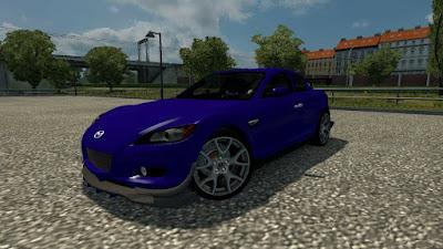 Mod Mobil Mazda