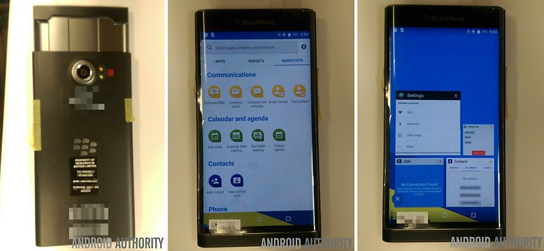 BlackBerry Priv: release date, price and specifications | Fadlotech