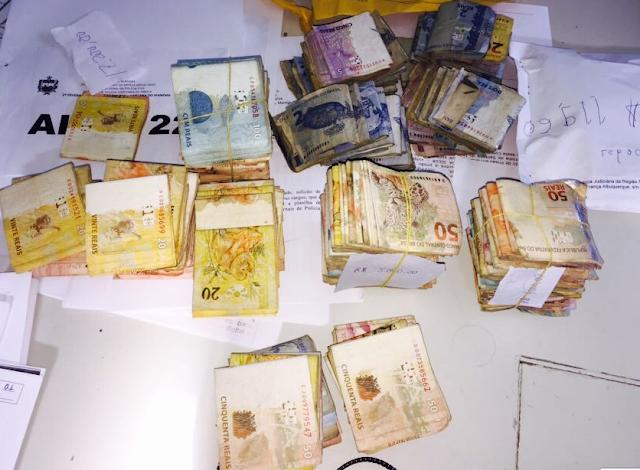 Dois homens e um menor são presos em ação de polícias em Santana do Ipanema