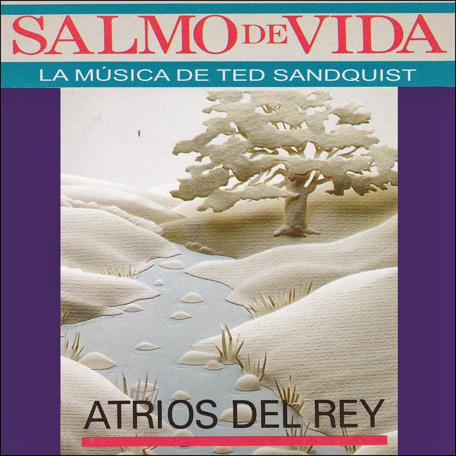 Salmo De Vida-Vol 1-Los Atrios Del Rey-