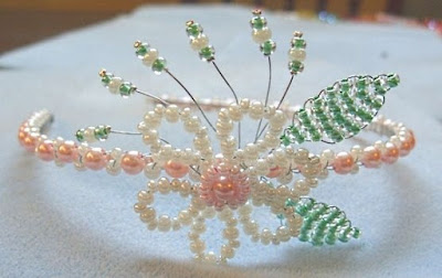 learn how to make tiaras