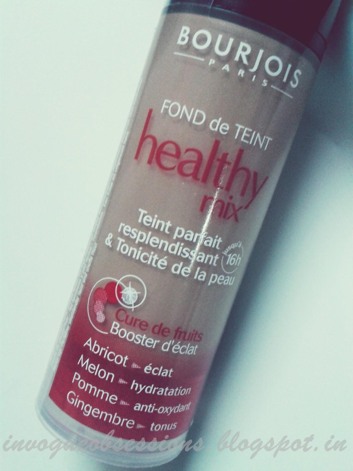 Bourjois Healthy Mix Foundation in 55
