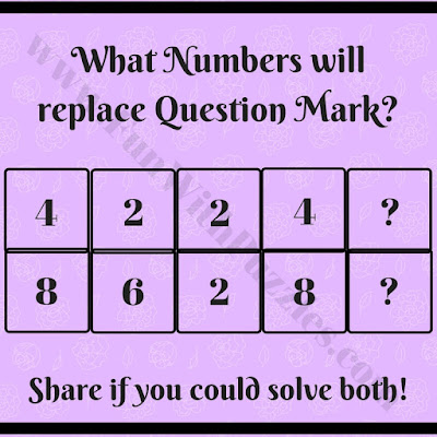 Mind teasing math mind game brain teaser