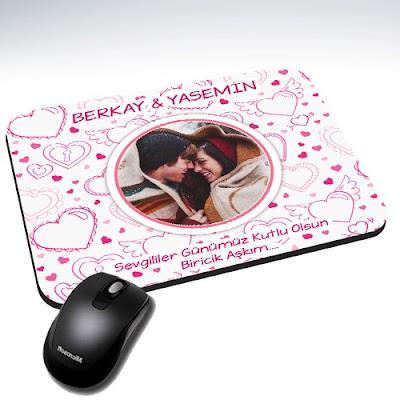 kişiye özel mousepad