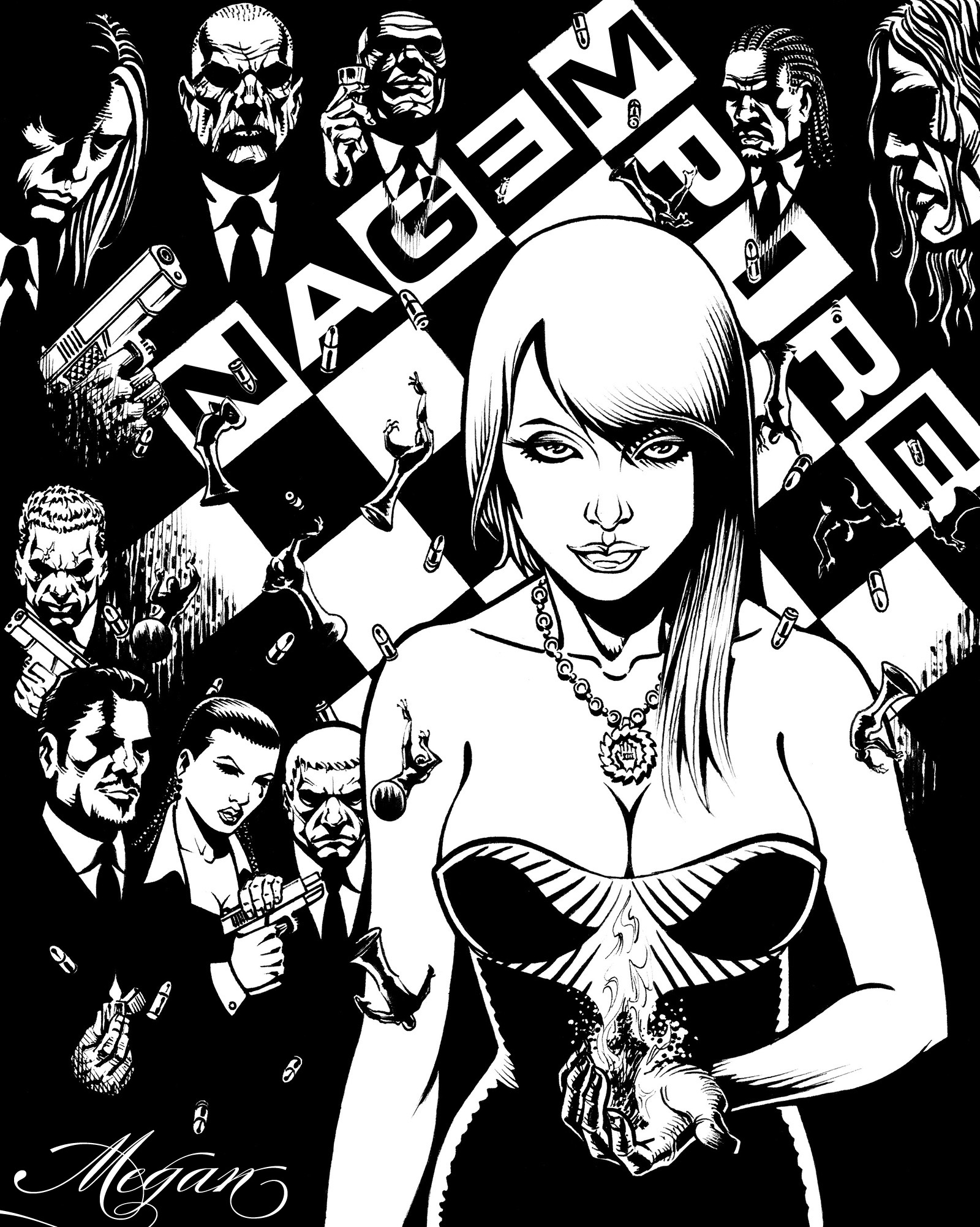 Read online 100 Bullets comic -  Issue #50 - 34