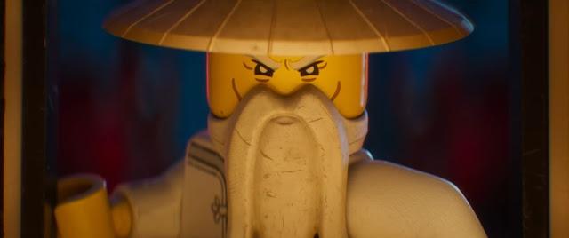 The LEGO Ninjago - Master Wu - Jackie Chan