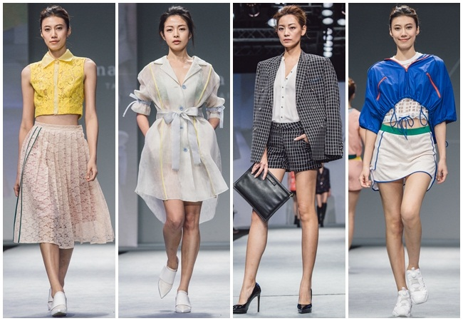 14th Taipei IN Style Athena Chuang、Kenny Yen、Sportism 2017 SS