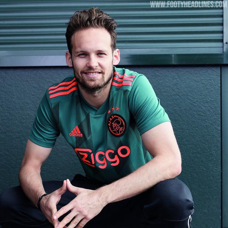 Ajax 19-20 Away Kit Released - Footy Headlines