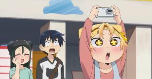 Yatogame-chan Kansatsu Nikki – Episodio 09
