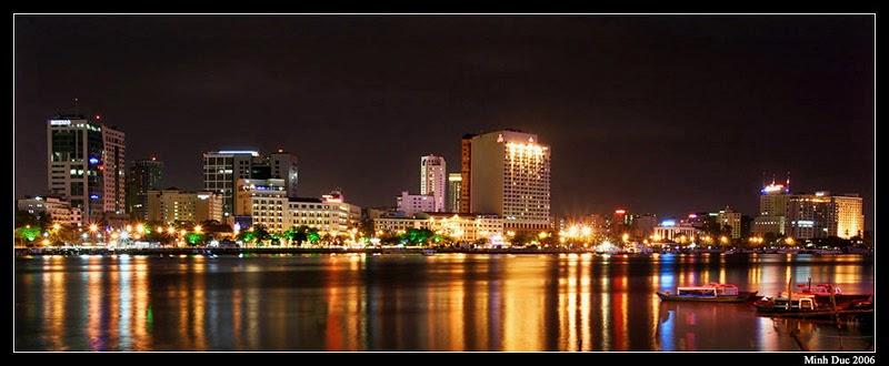 Vietnam Tour : Sai Gon River 8