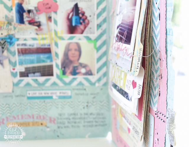 Heidi Swapp Memory File | Janna Werner