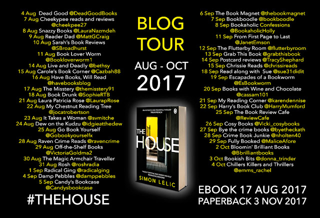 The house book blog tour