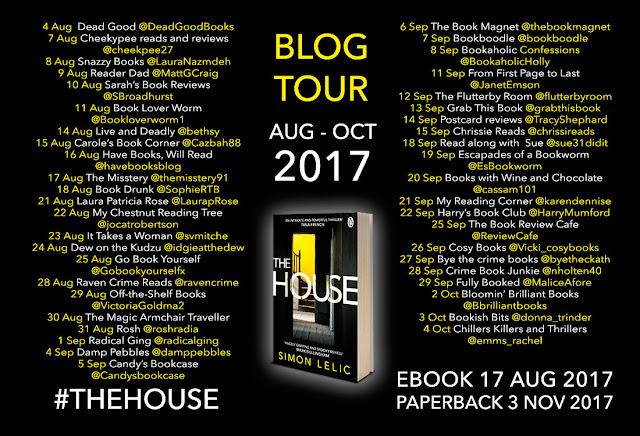 The house book blog tour