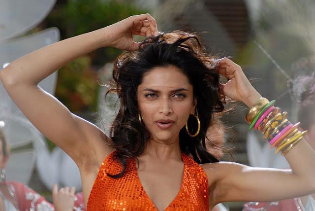 Indian Actress Deepika Padukone Black Armpits underarms Photos