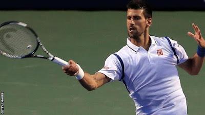 Winner Rogers Cup in Toronto