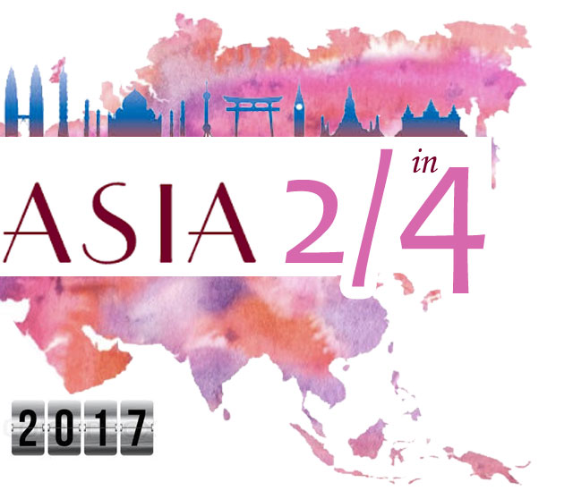 Rezolutie de travel 2017: Descoperim ASIA in 2 si in 4