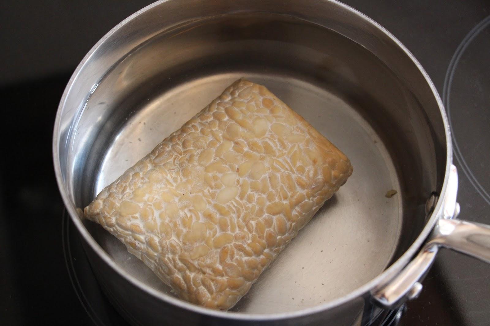 Que faire avec du tempeh et comment le cuisiner la f e st phanie - Comment cuisiner les germes de soja frais ...