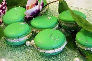Macarons - Italian Meringue