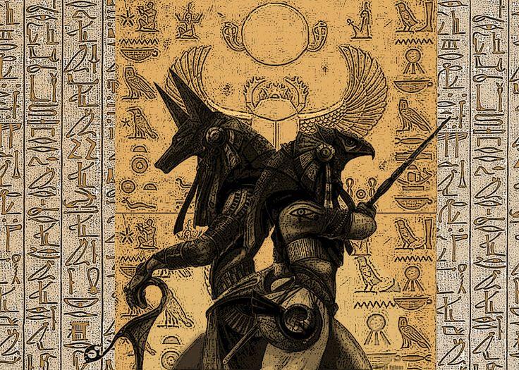 Anúbis | Mitologia Egípcia