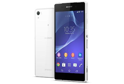 Màn hình điện thoại Sony Z2