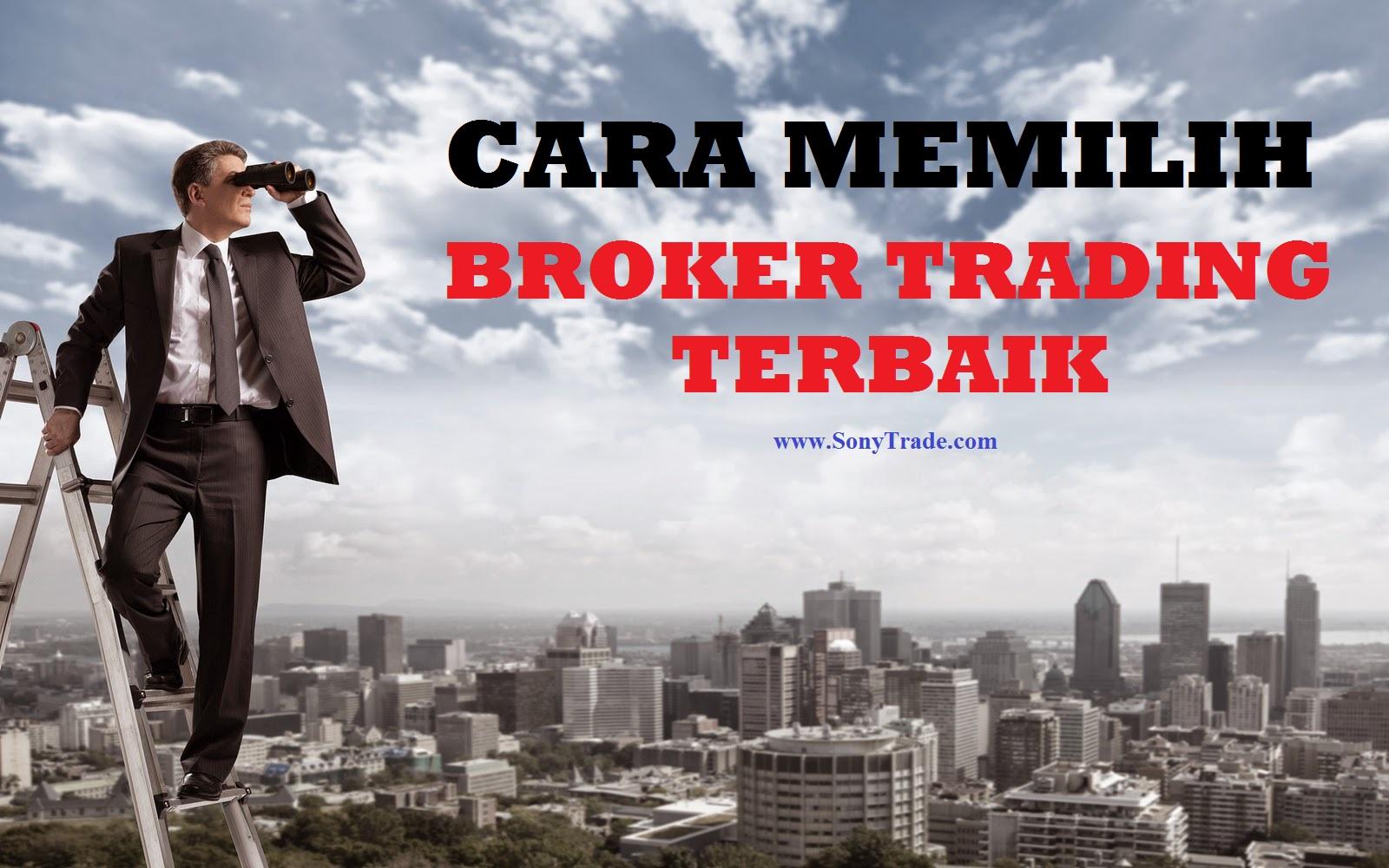 Broker trading option terbaik